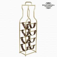 Suport pentru Sticle (4 sticle) - Art & Metal Colectare by Bravissima Kitchen