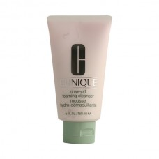 Clinique - RINSE OFF foaming cleanser II 150 ml