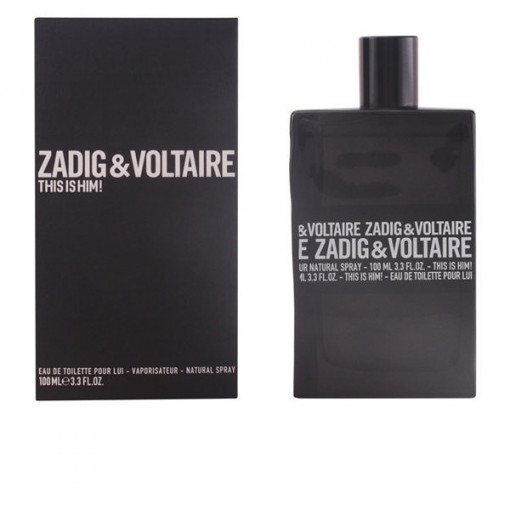 Zadig & Voltaire - THIS IS HIM! edt 100 ml