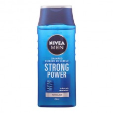Nivea - MEN STRONG POWER shampoo 250 ml