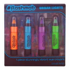 Flashmob - URBAN LIGHTS EYE CRAYONS LOTE 4 pz