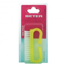 Beter - NAIL BRUSH nylon bristles yellow 1 pz