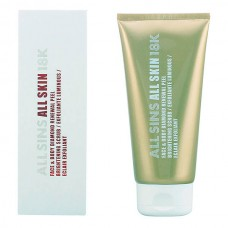 All Sins 18k - ALL SKIN face & body brightening scrub 200 ml