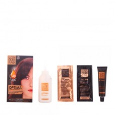 Llongueras - LLONGUERAS OPTIMA hair colour 5.35-passion chocolate