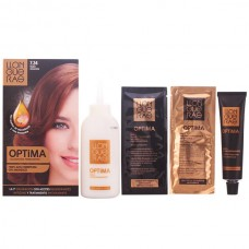 Llongueras - LLONGUERAS OPTIMA hair colour 7.24-almond blond