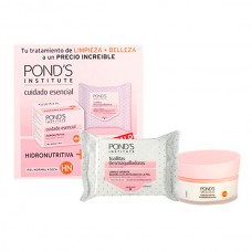 Pond's - ESSENTIAL CARE HYDRONOURISHING LOTE 2 pz