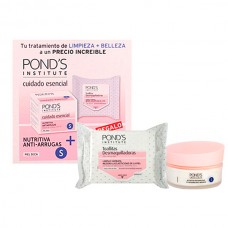 Pond's - ESSENTIAL CARE ANTIWRINKLES LOTE 2 pz