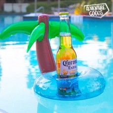 Island Adventure Goods Inflatable Beverage Cans Holder