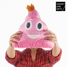 Pluș Emoticon Pink Poo Gadget and Gifts