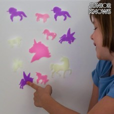 Unicorni Fluorescenți Junior Knows (14 piese)