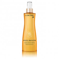 Lancome - SOLEIL BRONZER huile protectrice SPF15 200 ml